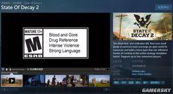 《腐烂国度2》登陆Steam 2020年4月1日发售