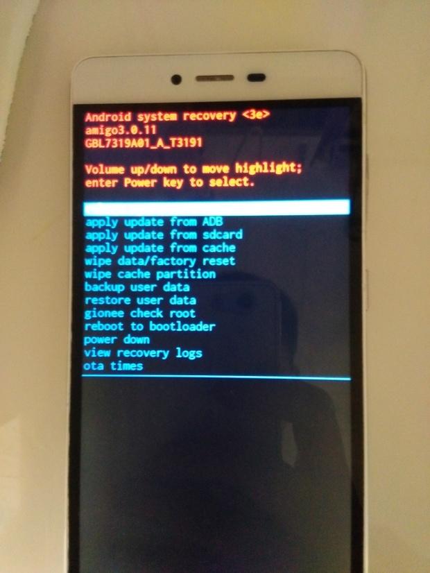 金立F103手机