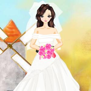 時尚新娘婚紗