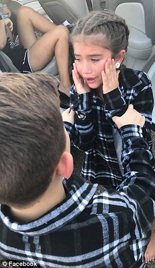 美国9岁小情侣泪别拥抱 感动20万网友 - 耄耋顽童 - 耄耋顽童博客 欢迎光临指导