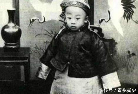 溥仪晚年再游故宫,专家正介绍一花瓶的历史,溥