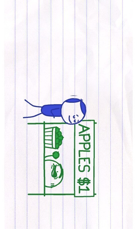 《 铅笔涂鸦创意动画 》截图欣赏