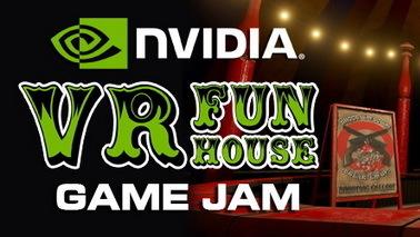 英伟达和HTC联手举办游戏开发者大赛 为新设备铺路