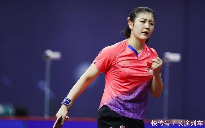 全锦赛女单4强出炉卫冕冠军出局,朱雨玲逆转,陈梦再战孙颖莎