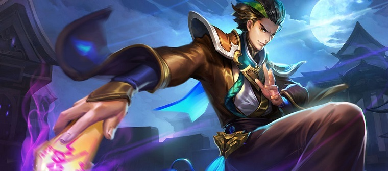 《王者荣耀》游戏宣传图