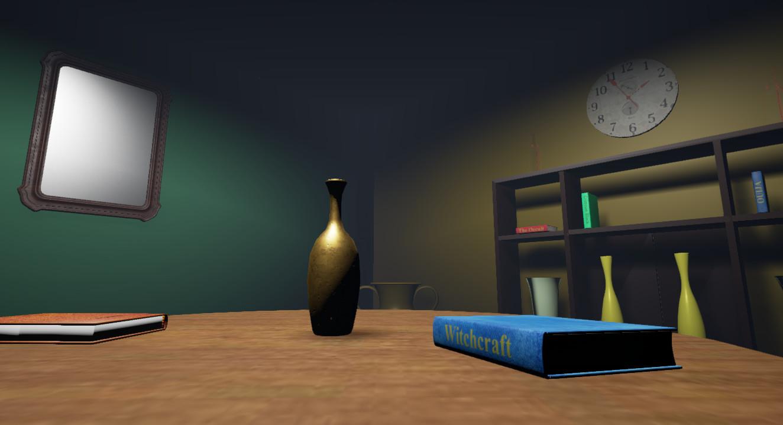 VR恐怖游戏《玛琳》上架Steam