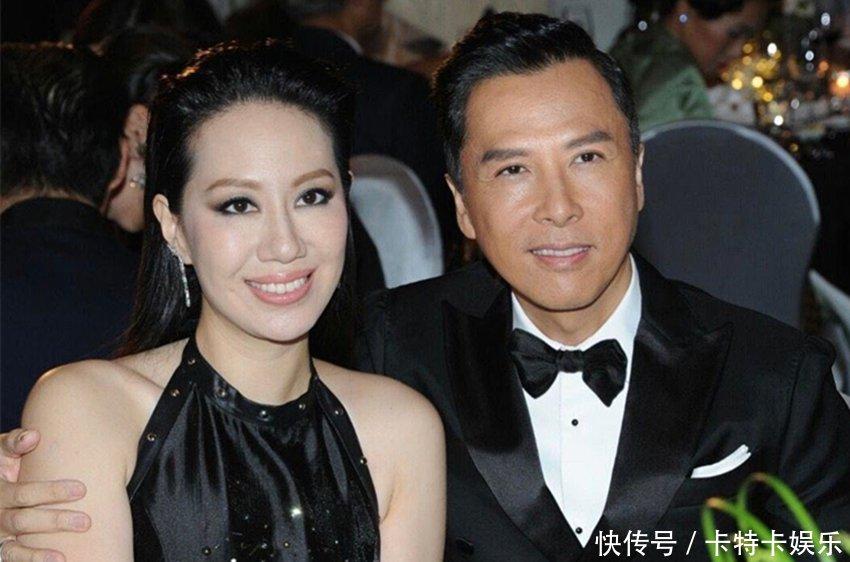 甄子丹38岁老婆汪诗诗,炮轰老外歧视华人,晚宴上发生什么