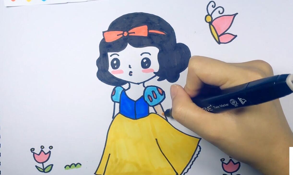 【可乐姐姐学画画】宠物小精灵-谁能告诉我叫什么名?