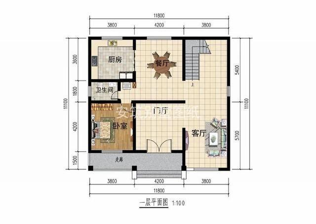 二层农村别墅设计图,25万左右就盖一栋,适合装v二层软柯紫香馆别墅图片