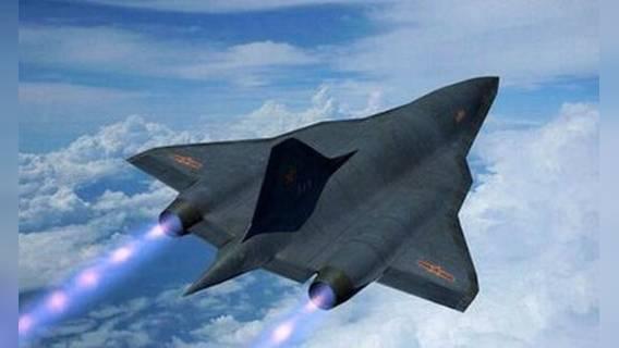 中国轰20轰炸机究竟长什么样?空军司令表态让世界震撼了大大大大秦爷