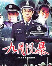 中国刑警九月风暴